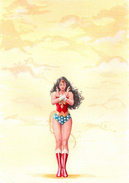 Glory of Gaea, WonderWoman