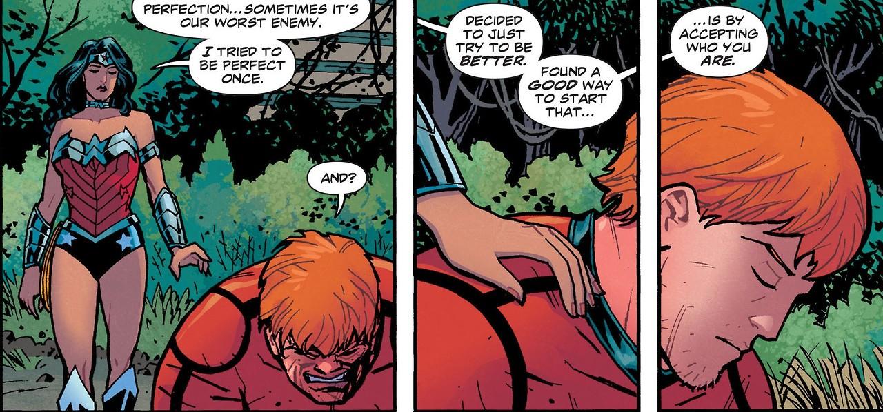 Wonder Woman #22,2013.