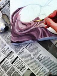Painting Eve-L.Y.N.